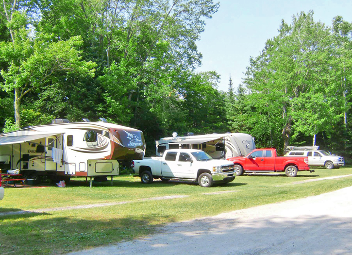Upper Peninsula Campgrounds on the Manistique River, UP Campgrounds, Camping UP, UP Camping, Manistique River